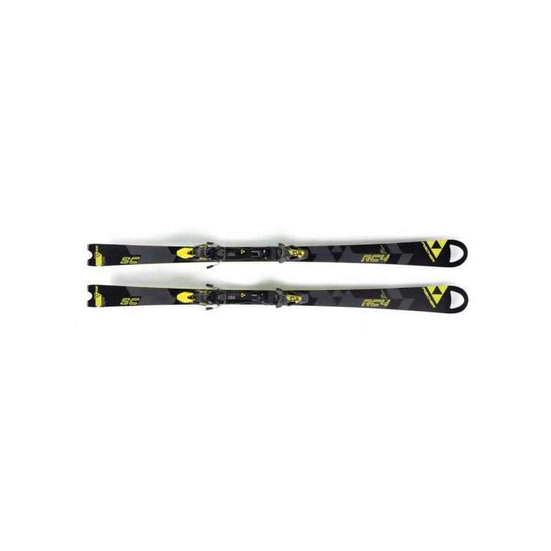 FISCHER lyže RC4 Worldcup SC 165 cm - 1