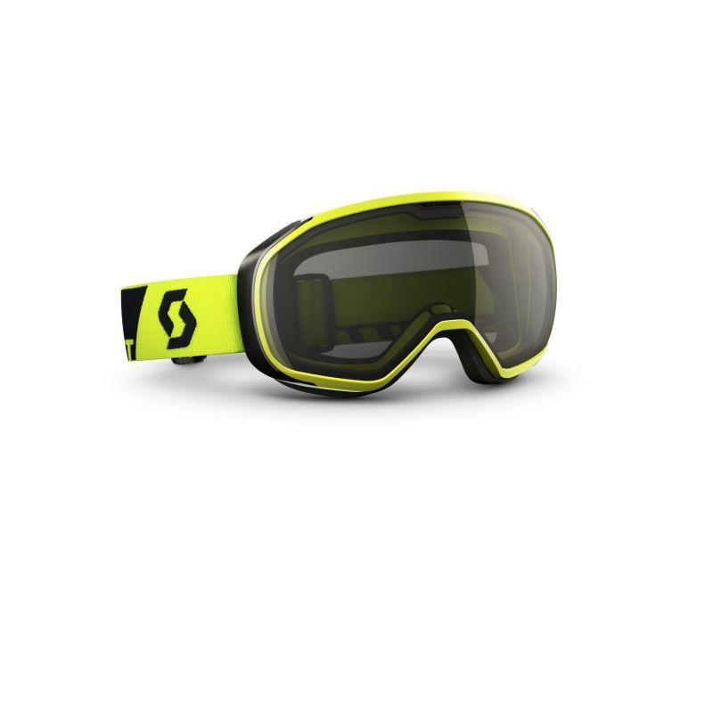 SCOTT Brýle  Fix neon yellow black - 1