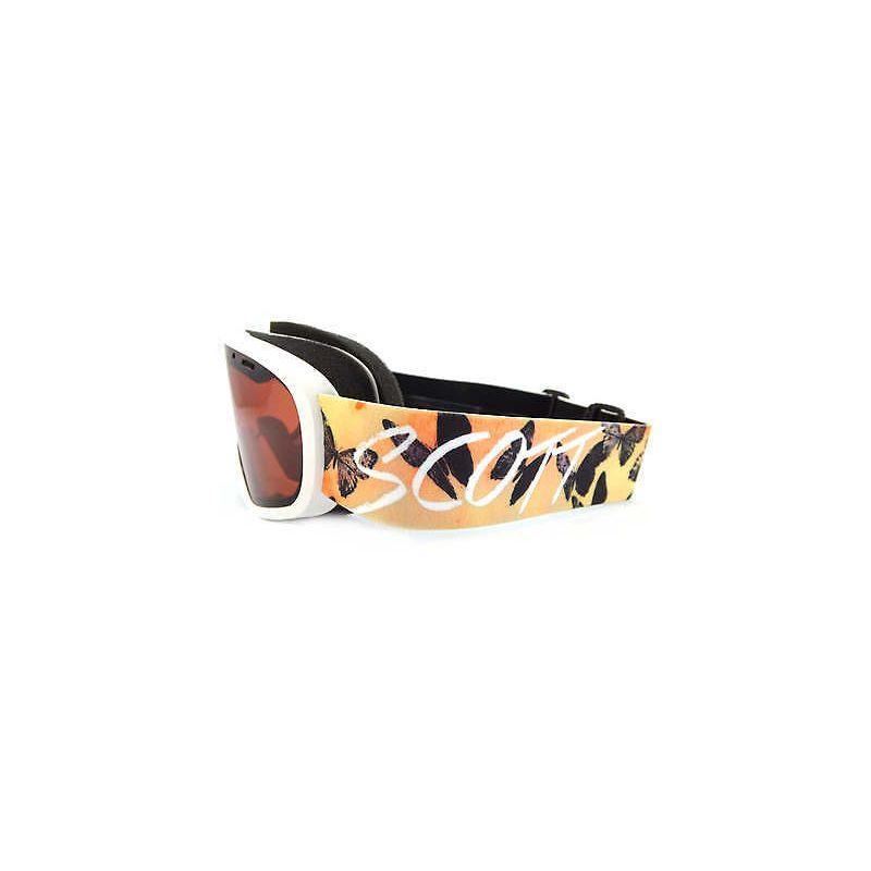 SCOTT Brýle  Buzz white - 1