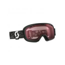 SCOTT Brýle  Buzz black/white - 1