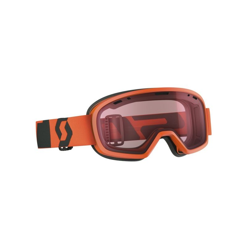 SCOTT Brýle  Buzz fluo orange/grey - 1