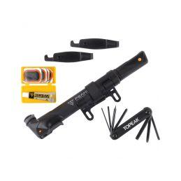 TOPEAK pumpa Deluxe Accessory Kit 120 psi 8 bar - 1