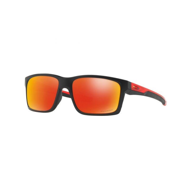 OAKLEY brýle Mainlink Matte Black Ruby - 1