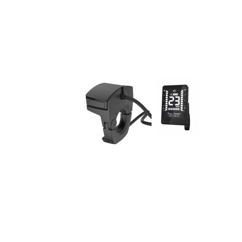 BMZ Brose  Display s USB + ovládání - 1