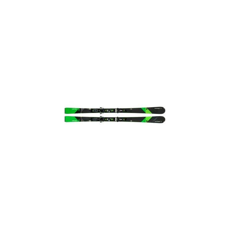 ELAN lyže sjezdové Lyže Amphibio 14 TI Fusion 178 cm 17/18 - 1