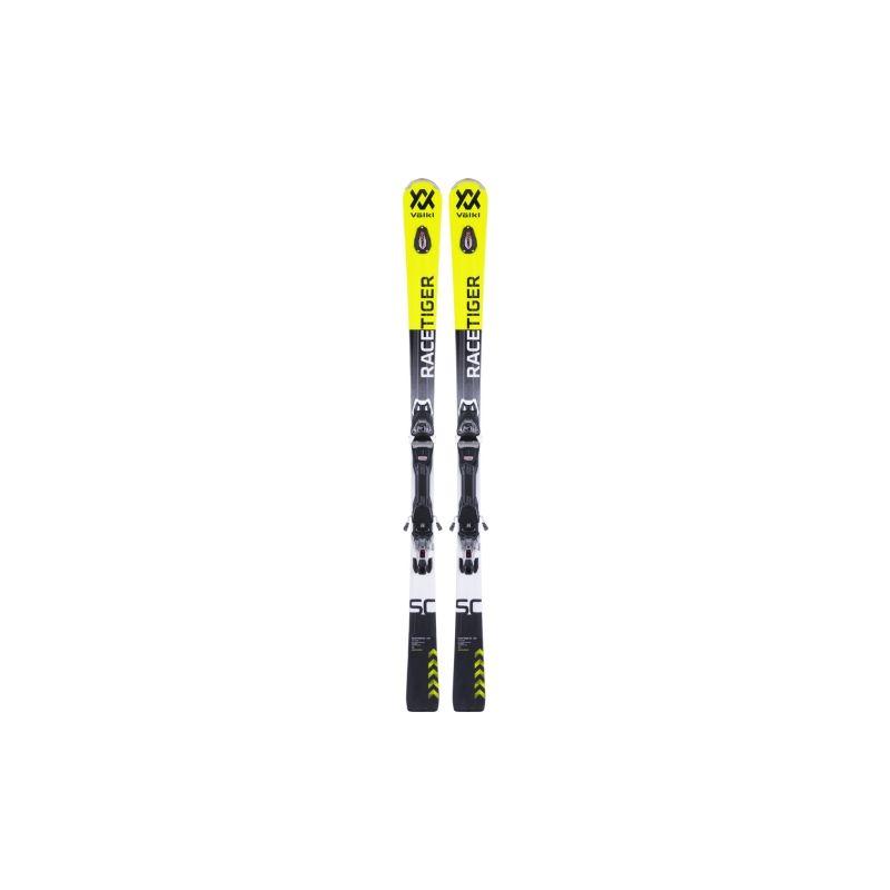 VOLKL Racetiger SC Yellow 170 cm - 1