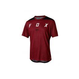 Fox triko Indicator SS Mash Camo JSY vel. L - 1