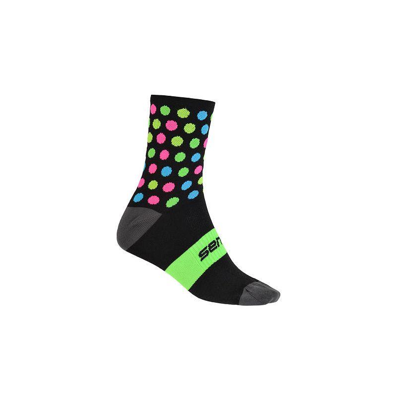 Sensor ponožky Dots v. 35-38 - 1