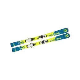 VOLKL JR Racetiger yellow 110 cm set - 1
