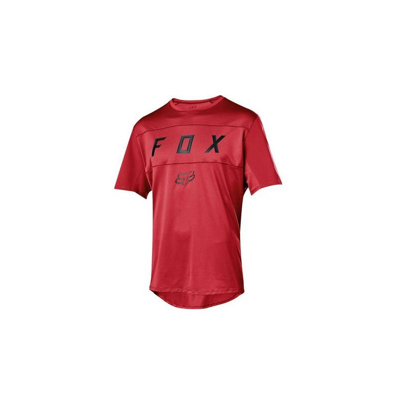Fox triko Flexair  Ss. Moth Jersey L - 1