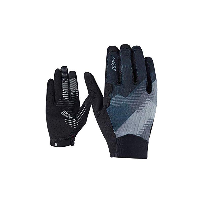 Ziener rukavice Caprina Touch Long Lady vel. 7,5 - 1