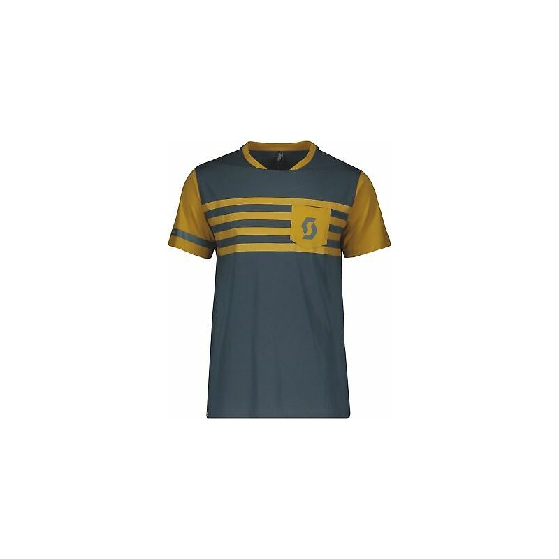 Scott triko M´s Shirt Trail Flow Dri  s/sl  vel.L - 1