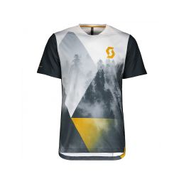 Scott triko M´s Shirt Trail Flow Pro  s/sl  vel.L - 1
