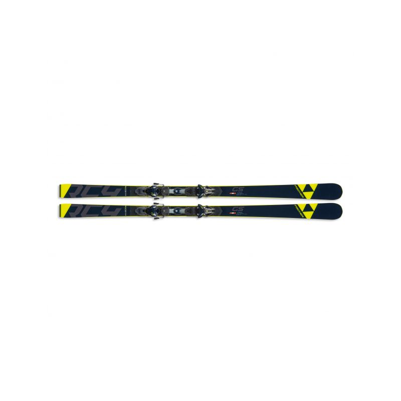 FISCHER lyže RC4 WC GS JR curv booster 135cm 19/20 testovací lyže - 1