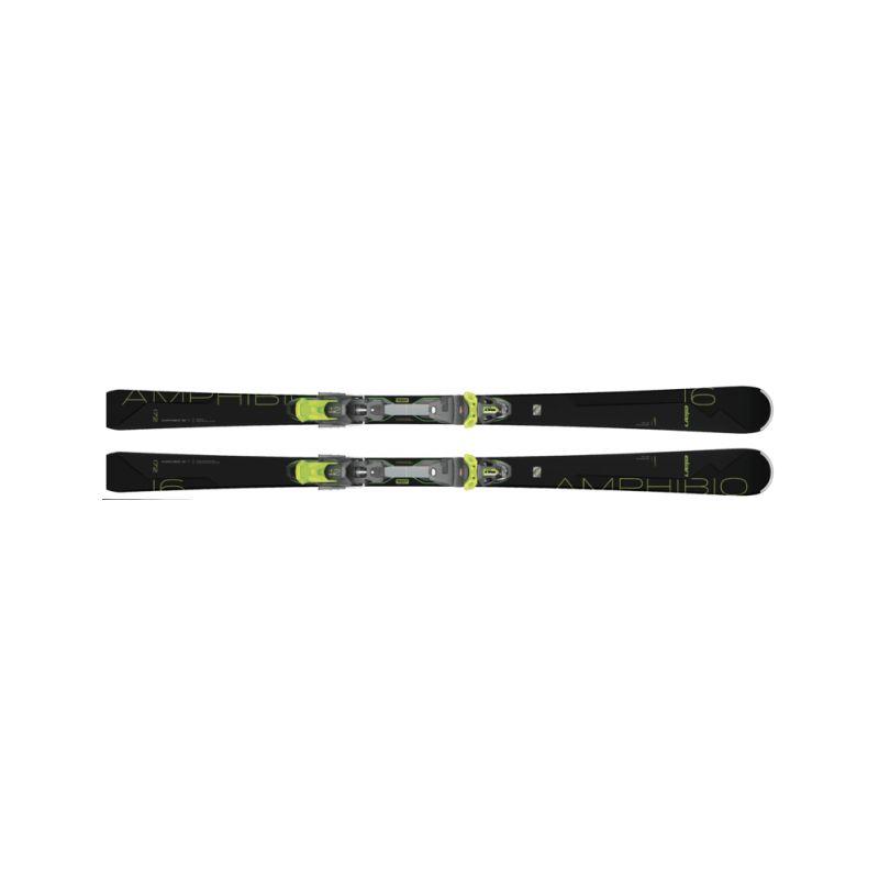 ELAN lyže sjezdové Fusion Amphibio 16 TI 166cm   19/20 - 1