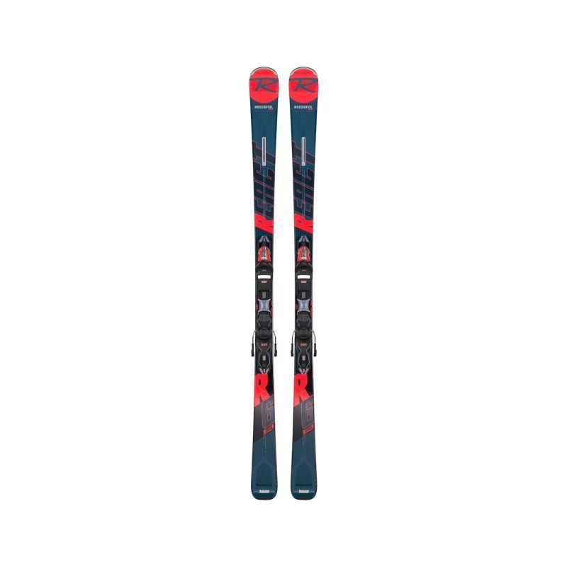 Rossignol lyže sjezdové REACT R6 Compact 177cm  (set) - 1
