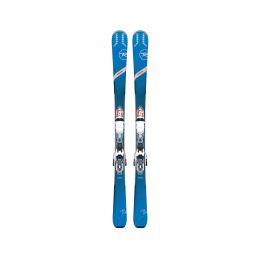 Rossignol lyže sjezdové dámské  Experience 74 W 144cm  (set) - 1