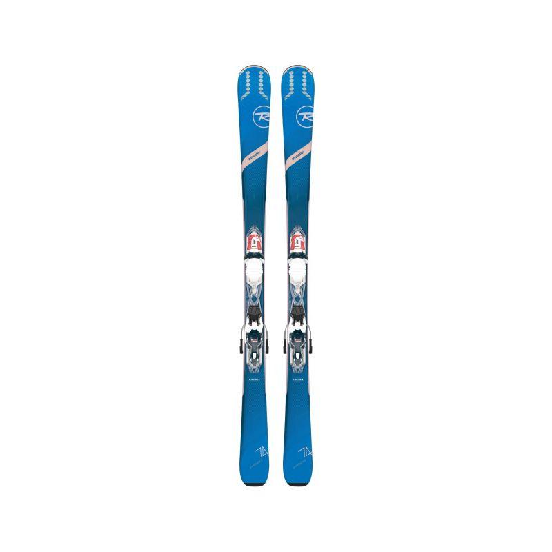 Rossignol lyže sjezdové dámské  Experience 74 W 152cm  (set) - 1