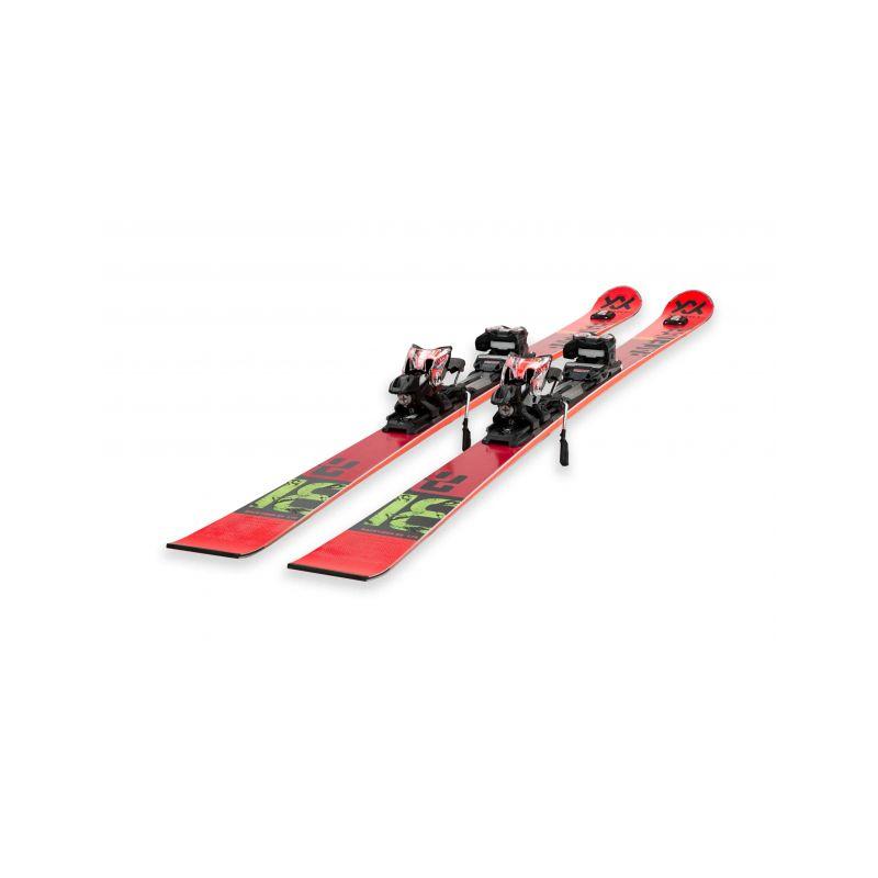 VOLKL lyže sjezdové  Racetiger GS  170 cm set - 1