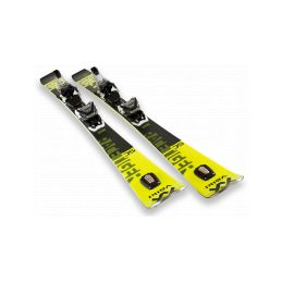 VOLKL lyže sjezdové  Racetiger SC Yellow  155 cm set - 1
