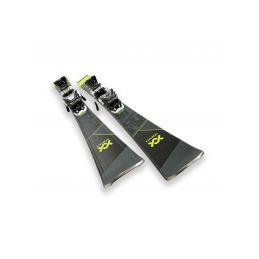 VOLKL lyže sjezdové Deacon 75 Black 161cm  set - 1