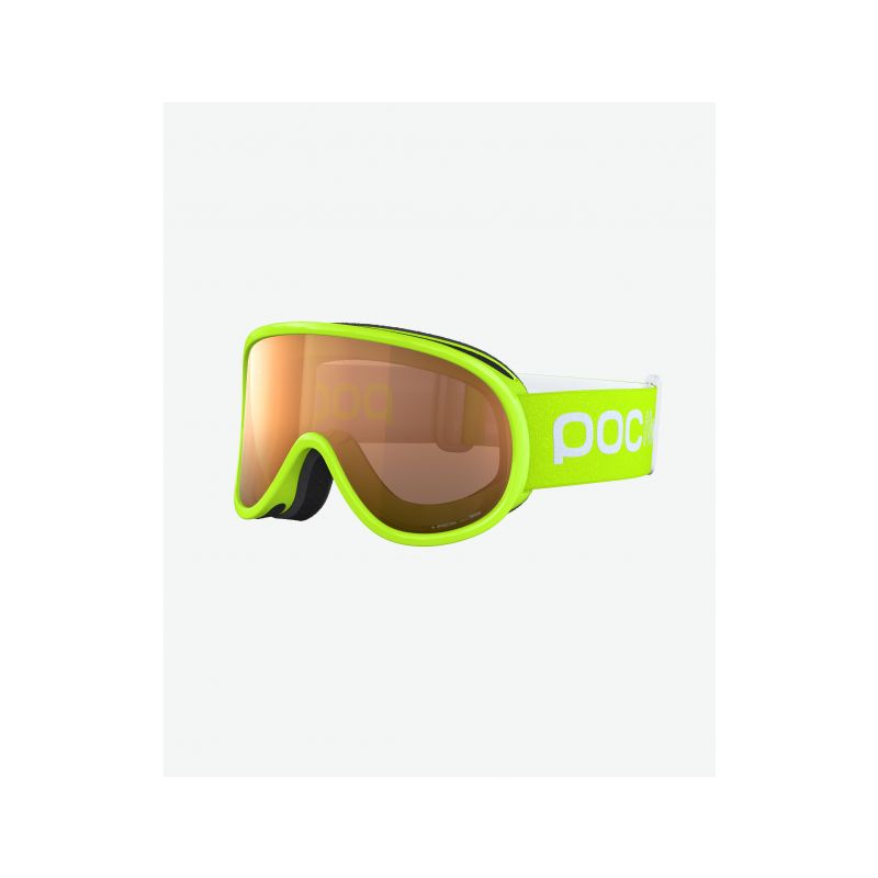 POC brýle POCito Retina Fluorescent Yellow/Green Zeiss - 1