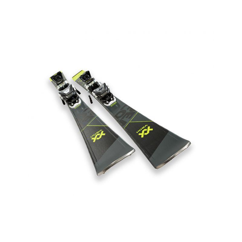 VOLKL lyže sjezdové Deacon 75 Black 175cm  set - 1