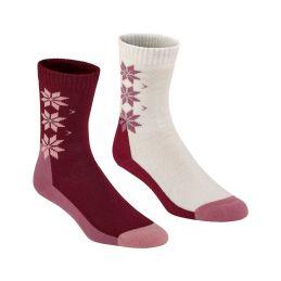 Karitraa Ponožky  Wool Sock  2pack  vel.36/38 - 1