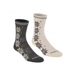 Karitraa Ponožky Vinst  Wool Sock  2pack  vel.39/41 - 1