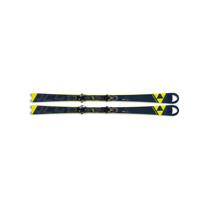 FISCHER lyže RC4 Worldcup SC set 165cm - 1