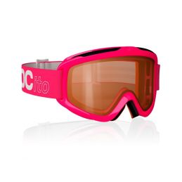 POC brýle POCito Iris Fluorescent Pink - 1