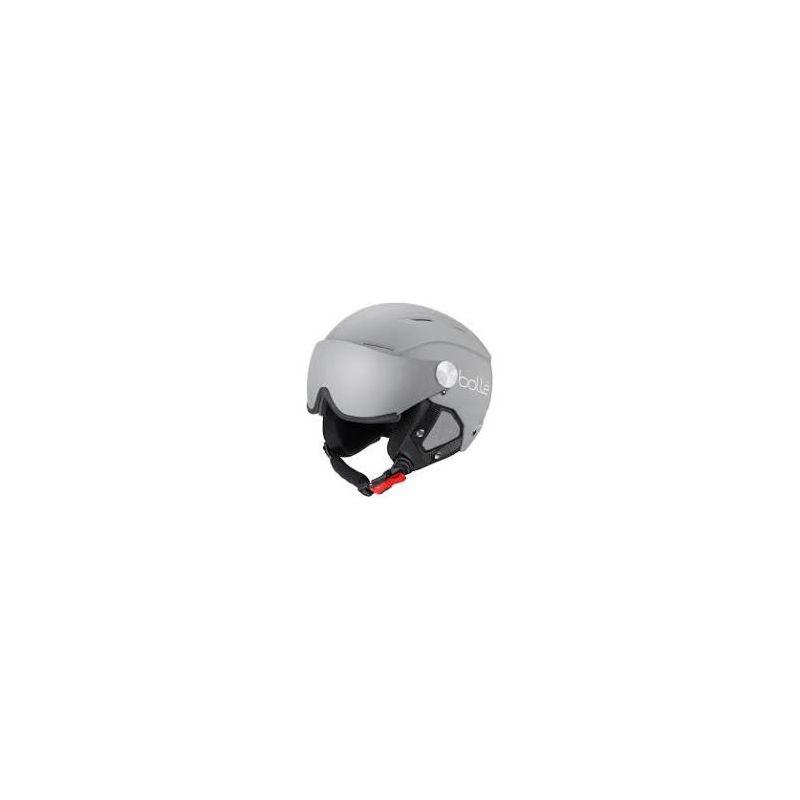 Bolle přilba Backline Visor matt grey white 54-56 S - 1