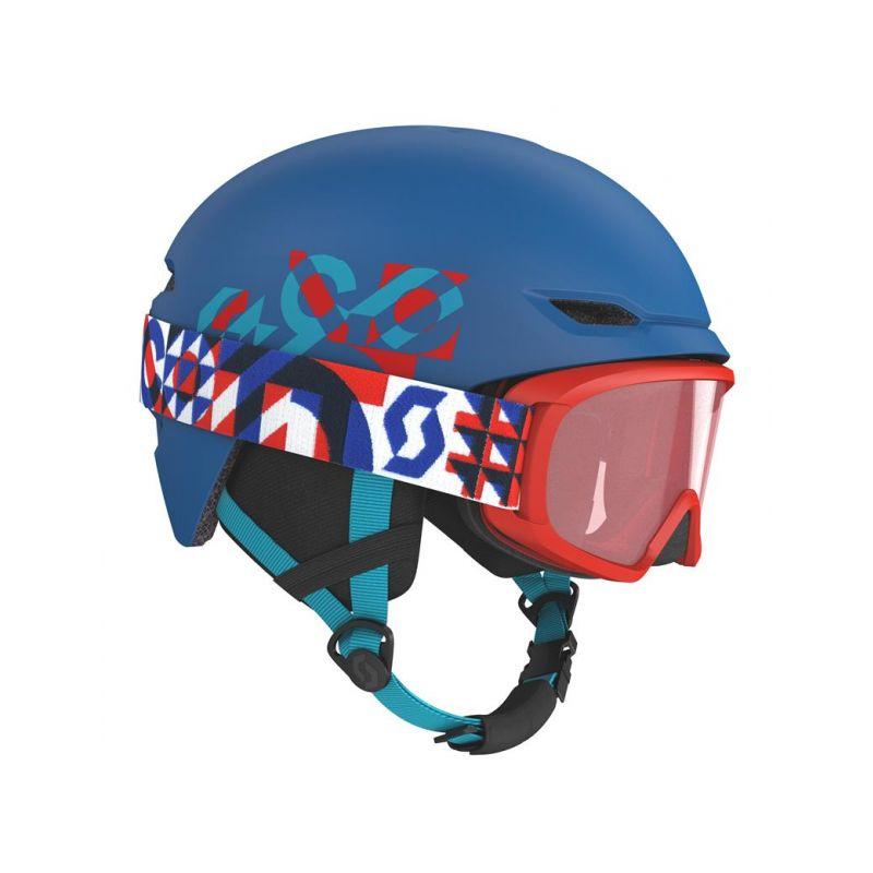 Scott helma Combo Keeper 2+Brýle Jr Witty M - 1