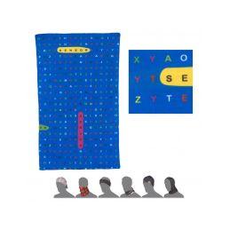 Sensor multifunkční šátek tube blue  baby - 1