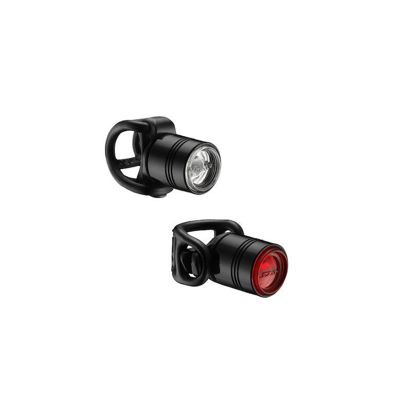 Lezyne světlo Led Femto Drive pair 15/7 lumens - 1
