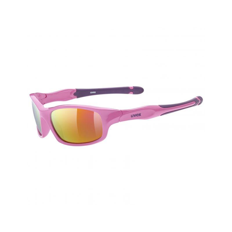 Uvex brýle dětské Sportstyle 507 pink purple - 1