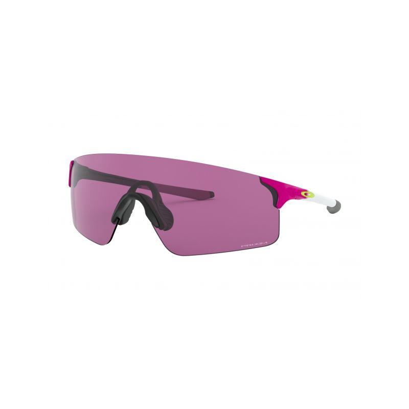OAKLEY brýle EVZERO BLADES Matte Shocking Pink/white fade - 1