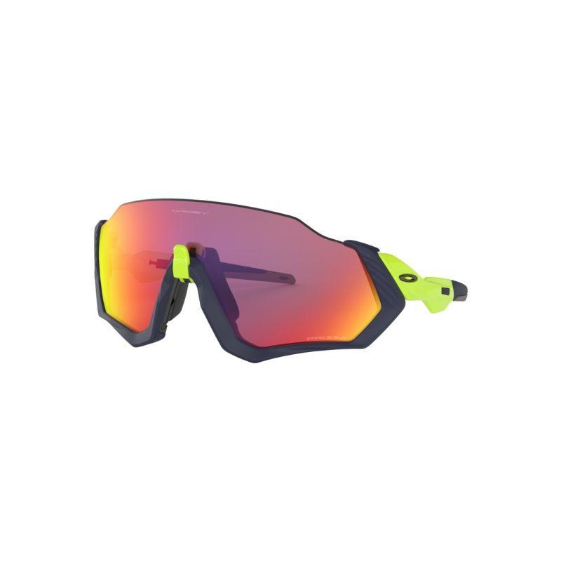 OAKLEY brýle Flight Jacket matte navy/retina burn - 1