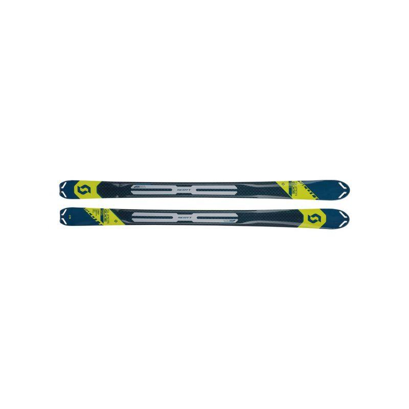 Scott skialpové lyže Supeguide 95 184 cm set TEST - 1