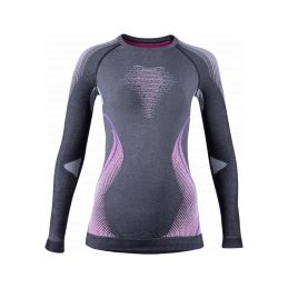 UYN termoprádlo Lady Evolutyon Active + Shirt vel.XS(Polyamide 89% Polyprop.9%Elastane2%) - 1