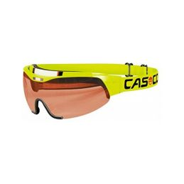Casco brýle Spirit Vautron neon yellow  vel.M - 1
