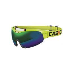 Casco brýle Spirit Carbonic limegreen  vel.L + extra zorník transparentní - 1
