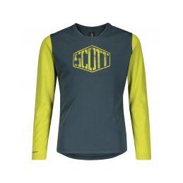 Scott Shirt Jr Trail Dri  l/sl   vel.152 - 1
