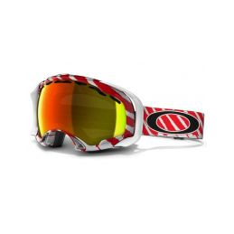 OAKLEY Brýle Shaun white splice white red - 1