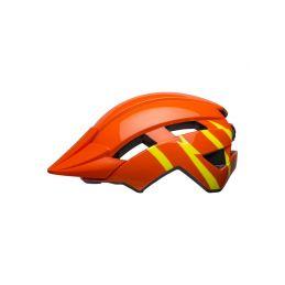 BELL Sidetrack II Youth Orange/Yellow - 1