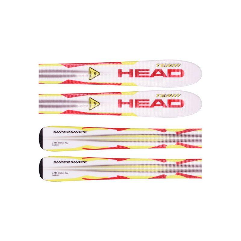 HEAD Lyže Supershape Team 97cm (12/13) - 1