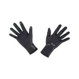 GORE M WS Thermo Gloves-black/neon yellow-9 - 1