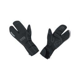 GORE Road WS Thermo Split Gloves-black-7 - 1