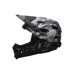 BELL Super DH Spherical Mat/Glos Black Camo M - 1
