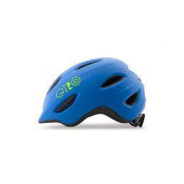 GIRO Scamp Mat Blue/Lime XS - 1